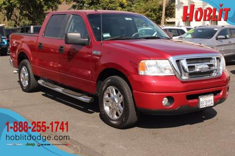2008 Ford F-150 for sale in Woodland, CA