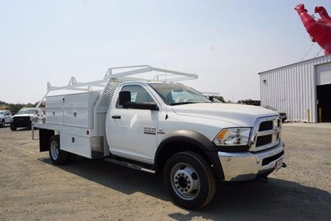2017 RAM 4500HD for sale in Woodland, CA