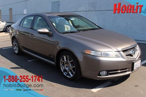 2008 Acura TL for sale in Woodland, CA