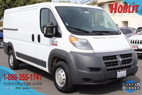 2017 RAM ProMaster Cargo for sale in Woodland, CA