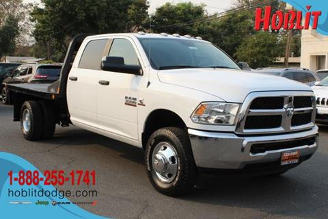 2016 RAM Ram Chassis 3500 for sale in Woodland, CA