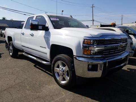 2016 Chevrolet Silverado 2500HD for sale in Woodland, CA