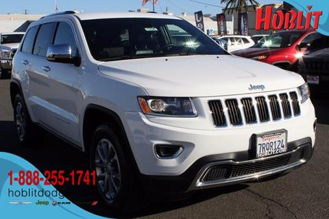 2016 Jeep Grand Cherokee for sale in Woodland, CA
