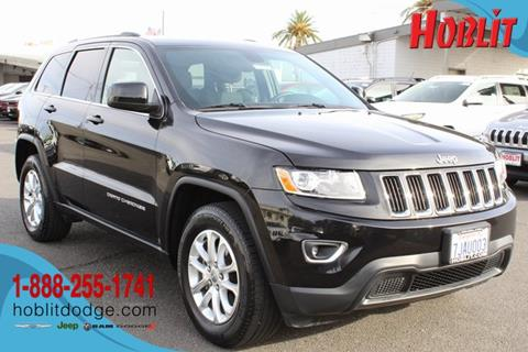2015 Jeep Grand Cherokee for sale in Woodland, CA