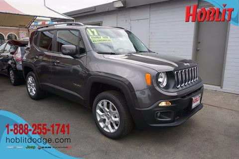 2017 Jeep Renegade for sale in Woodland, CA