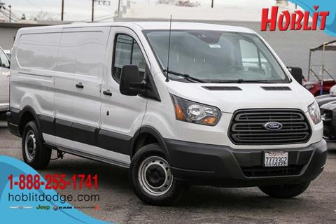 2017 Ford Transit Cargo for sale in Woodland, CA