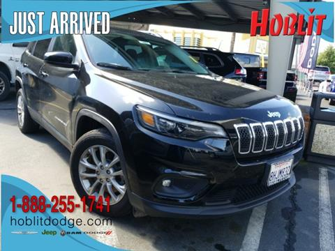 2019 Jeep Cherokee for sale in Woodland, CA