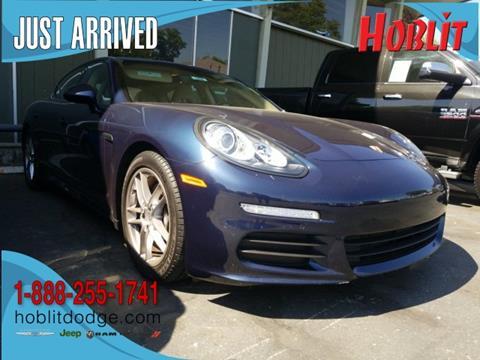 2015 Porsche Panamera for sale in Woodland, CA