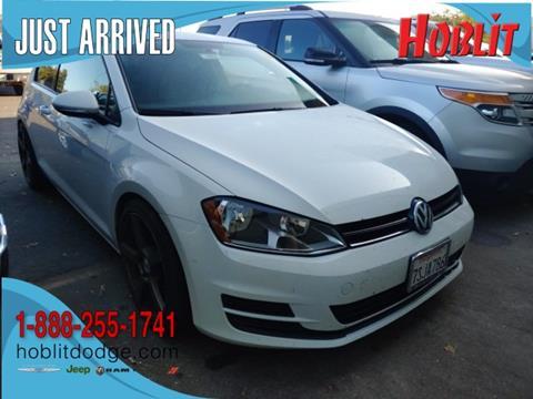 2015 Volkswagen Golf for sale in Woodland, CA