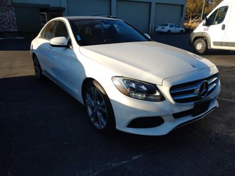 2015 Mercedes-Benz C-Class C 300 for sale at Hoblit Preowned in Woodland CA