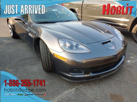 2011 Chevrolet Corvette Z16 Grand Sport for sale at Hoblit Preowned in Woodland CA