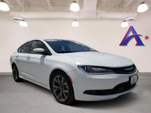 2015 Chrysler 200 for sale in Mathis, TX