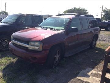 2004 Chevrolet TrailBlazer EXT for sale in Mathis, TX
