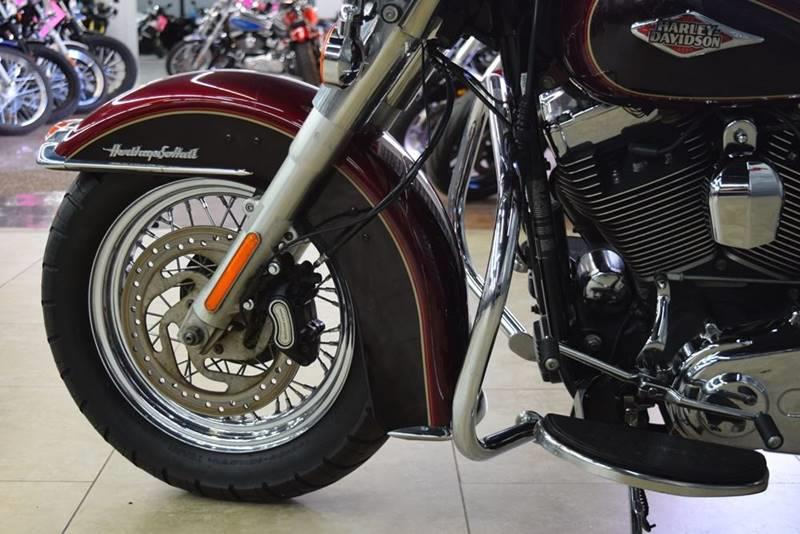 2015 Harley-Davidson Heritage Softail Classic  - Mesa AZ