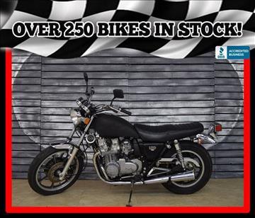 1982 Kawasaki KZ750