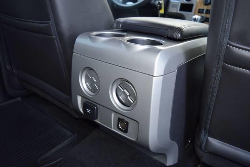 2011 Ford F-150 4x4 Lariat 4dr SuperCrew Styleside 5.5 ft. SB - Mesa AZ