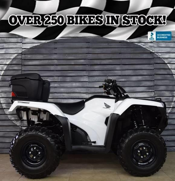 Thumbnail Image of 2016 Honda TRX420FA5G FourTrax Rancher