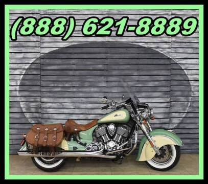 2016 Indian Chief Vintage for sale at Motomaxcycles.com in Mesa AZ