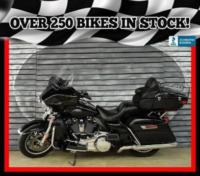 2018 Harley-Davidson Electra Glide for sale at Motomaxcycles.com in Mesa AZ