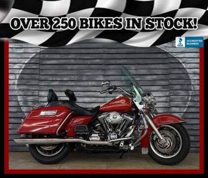 2005 Harley-Davidson Road King for sale at Motomaxcycles.com in Mesa AZ
