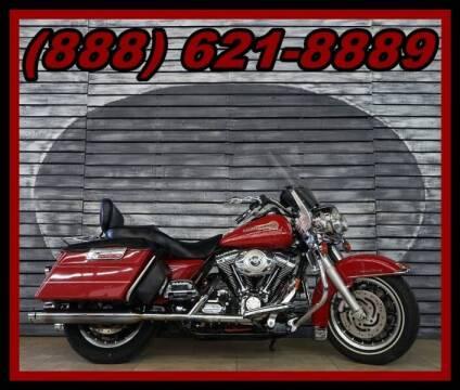 2007 Harley-Davidson Road King for sale at Motomaxcycles.com in Mesa AZ