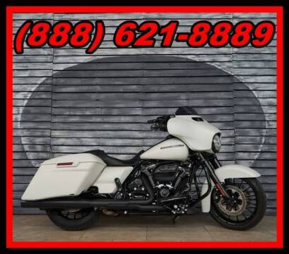 2018 Harley-Davidson Street Glide for sale at Motomaxcycles.com in Mesa AZ