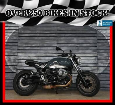 2017 BMW R nineT for sale at Motomaxcycles.com in Mesa AZ