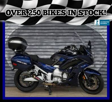 2016 Yamaha FJR1300 for sale at Motomaxcycles.com in Mesa AZ