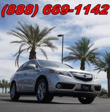 2015 Acura RDX for sale at Motomaxcycles.com in Mesa AZ