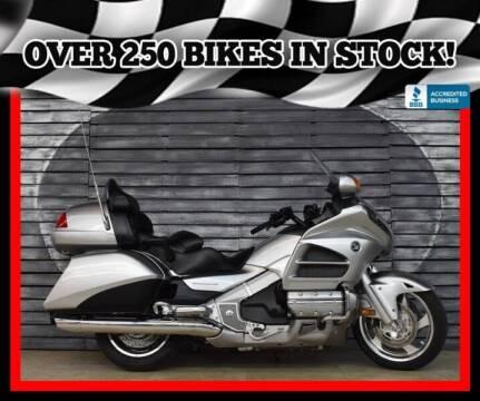 2015 Honda Goldwing for sale at Motomaxcycles.com in Mesa AZ