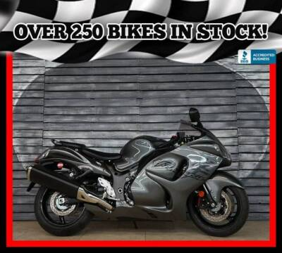 2020 Suzuki Hayabusa for sale at Motomaxcycles.com in Mesa AZ