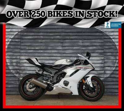 2018 Yamaha YZF-R6 for sale at Motomaxcycles.com in Mesa AZ