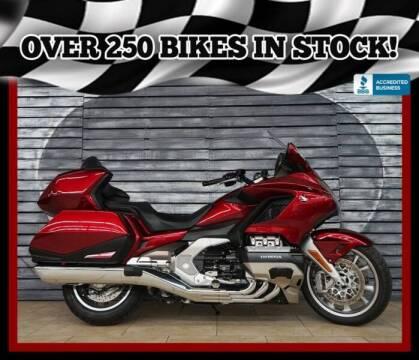 2018 Honda Goldwing for sale at Motomaxcycles.com in Mesa AZ