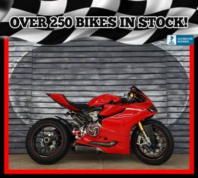 2014 Ducati 1199 Panigale S ABS for sale at Motomaxcycles.com in Mesa AZ