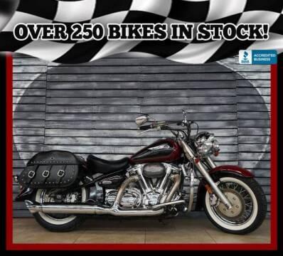2001 Yamaha Road Star for sale at Motomaxcycles.com in Mesa AZ