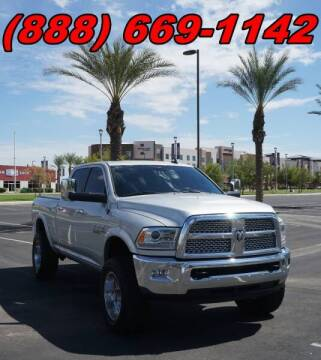 2016 RAM Ram Pickup 2500 for sale at Motomaxcycles.com in Mesa AZ