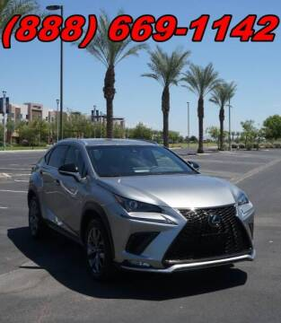 2018 Lexus NX 300 for sale at Motomaxcycles.com in Mesa AZ