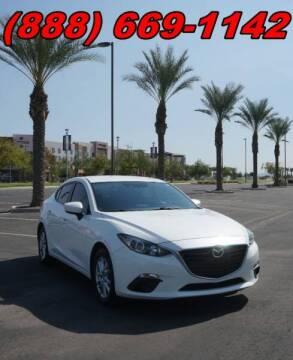 2016 Mazda MAZDA3 for sale at Motomaxcycles.com in Mesa AZ