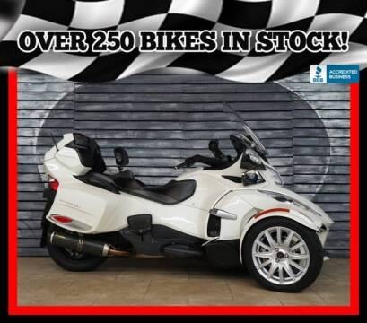 2014 Can-Am Spyder RT-S SM6 for sale at Motomaxcycles.com in Mesa AZ