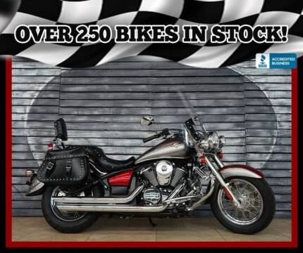 2014 Kawasaki Vulcan 900 Classic LT for sale at Motomaxcycles.com in Mesa AZ