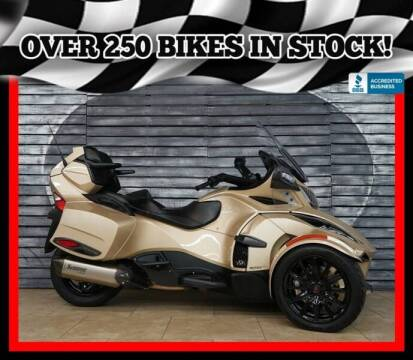 2018 Can-Am Spyder RT-Limited for sale at Motomaxcycles.com in Mesa AZ
