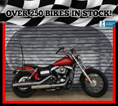 2012 Harley-Davidson Street Bob for sale at Motomaxcycles.com in Mesa AZ