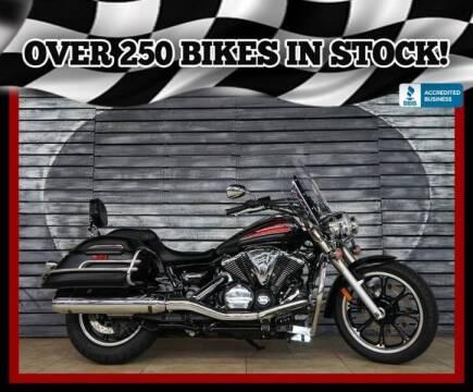 2014 Yamaha V-Star Tourer for sale at Motomaxcycles.com in Mesa AZ