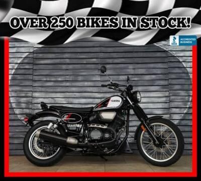 2017 Yamaha SCR950 for sale at Motomaxcycles.com in Mesa AZ