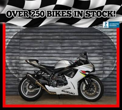 2018 Suzuki GSX-R600 for sale at Motomaxcycles.com in Mesa AZ