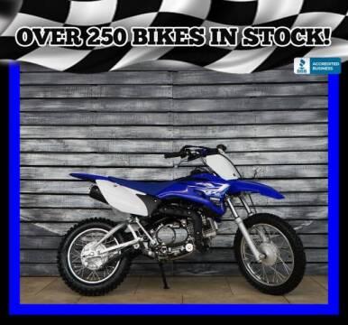 2020 Yamaha TT-R110 for sale at Motomaxcycles.com in Mesa AZ