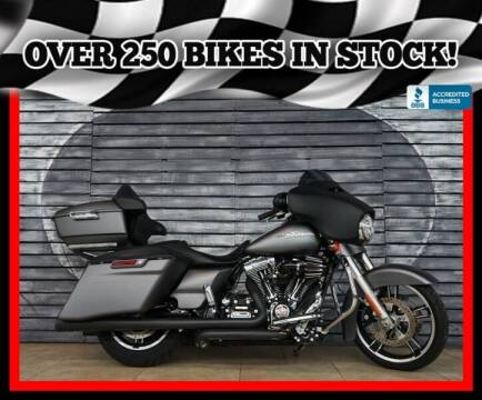 2016 Harley-Davidson Street Glide for sale at Motomaxcycles.com in Mesa AZ