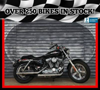 2015 Harley-Davidson XL1200 for sale at Motomaxcycles.com in Mesa AZ