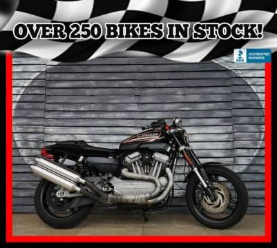 2010 Harley-Davidson XR1200 for sale at Motomaxcycles.com in Mesa AZ