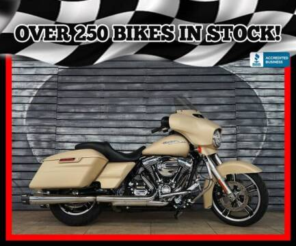2014 Harley-Davidson Street Glide for sale at Motomaxcycles.com in Mesa AZ